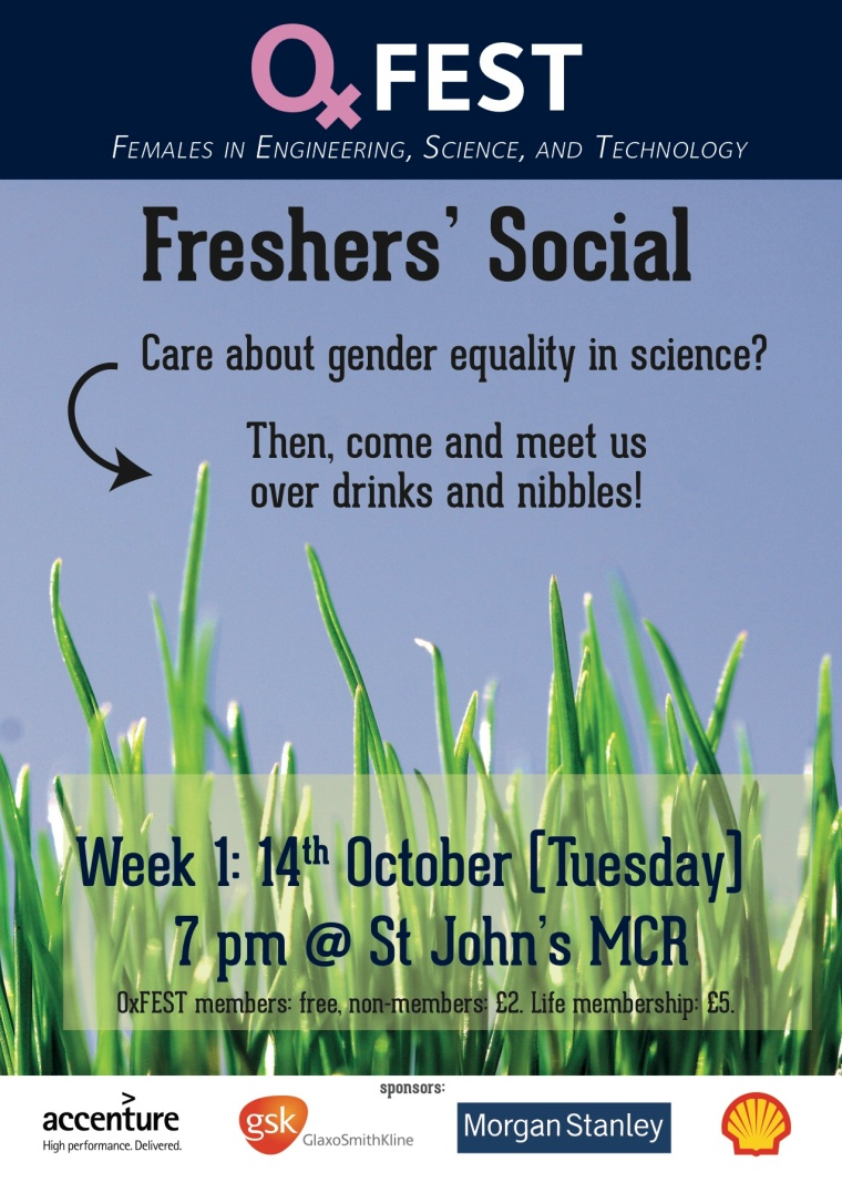 freshers_social_poster
